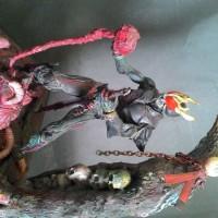 SIC Kamen Rider Kuuga custom + diorama