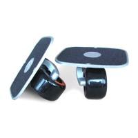 Drift Board Papan Skateboard Mini Anti Selip - Black