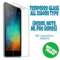 harga Tempered Glass All Xiaomi / Redmi Note Mi Pro 2 3 4 5 prime 4c 4i S Tokopedia.com
