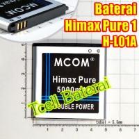 Baterai Himax Pure 1 H-l01a , Mcom