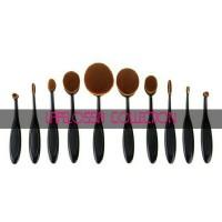 1 Set Brush Cosmetics (10pcs)
