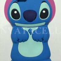 Case 4D Stitch iPhone 5 5G 5S iPhone5 /Karakter/Lilo/Softcase/Soft/3d