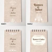 Notes untuk Souvenir Pernikahan