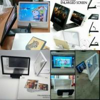 Lensa Pembesar Layar Smartphone Tonton Video Mobile Pho Diskon