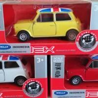 Diecast Mini Cooper 1300 Nex Welly