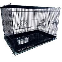 harga [k22] Kandang Kucing Besi Lipat Besar Boom / Kandang Anjing Tokopedia.com