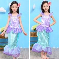 harga GA2262 PRINCESS ARIEL COSTUME [BAJUKIDDIE] BAJU ANAK ANAK KOSTUM Tokopedia.com