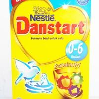 Susu bayi Danstart 1 /Dancow susu formula bayi 0-6 bulan