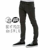 Jual Jeans Skinny Celana Jeans Pria Bio HT Polos Cheapmonday Murah