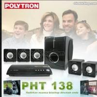 harga POLYTRON PHT 138 home theater sufwoofer Tokopedia.com