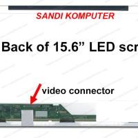 LCD LED Lenovo Ideapad Y510P Y550 Y550P Y560D Series 15.6 Inch Tebal