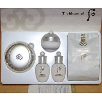 The history of Whoo Whitening & Moisture Glow Cushion Foundation Set