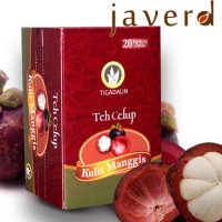 Jual Teh Celup Kulit Manggis-Anti-aging, Anti-osteoporosis, energy booster Murah