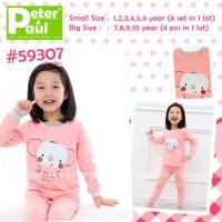 Pipo59307a - Piyama Pipo Pink Ello