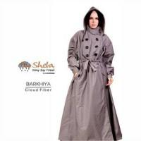 harga Long Rain Coat Sheba Barkhiya Tokopedia.com