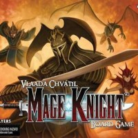 Mage Knight Boardgame