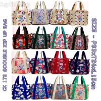 TAS CATH KIDSTON 172 #DOUBLE ZIP UP BAG