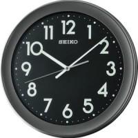 Seiko Wall Clock QXA670 K - S Lumibrite / Jam Dinding QXA670 Original