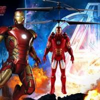 Flying Iron Man Doll Marvel Avengers Boneka Terbang Action Figure Anak