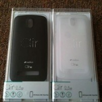 MELKCO Air Light Case 0.4mm for HTC Desire 500 - Black Limite Promo MK