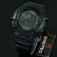 Jam Tangan Pria Digitec Original DG-2028T Mudman Full Black