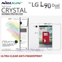 Harga screen protector lg l90 dual d410 nillkin ultra clear crys   Pembandingharga.com