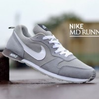 Sepatu Nike MD Runner Casual Pria Original Vietnam Gratis KaosKaki