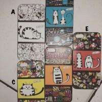 casing handphone CUTE CATS CASE SAMSUNG GALAXY V unik lucu murah