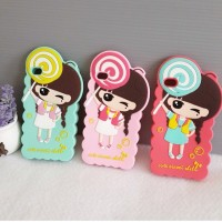casing handphone LOLIPOP GIRLS FOR SAMSUNG NOTE 2, NOTE 3, NOTE 4