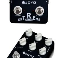 JF 17 , joyo guitar effect JF 17 extreme metal