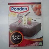 Pondan/brownies/bronis/brownies kukus/pondan brownies kukus/kue/instan