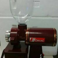 mesin penggiling biji kopi bubuk mini murah otomatis listrik sederhana