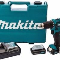 CORDLESS IMPACT DRILL MAKITA HP 331 DWYE