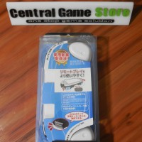 PS Vita Slim Button Gel Grip Cover L2/R2 (White)