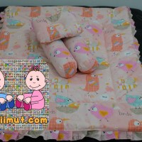 Selimut Bed Cover Bayi Set|Perlengkapan Baby|Bedding|Toko Grosir|Sprei