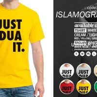 Kaos Muslim Islamography 01 T-Shirt Raglan Islam Islami Quotes