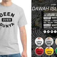 Kaos Muslim Dawah Islamic 09 T-Shirt Raglan Islam Islami Quotes