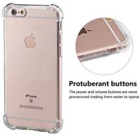 Jual Anticrack shockproff jelly case iphone 5 6 6plus 7 7plus Murah