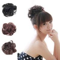 hairclip kuncir rambut palsu / kunciran rambut murah
