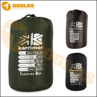 Sleeping Bag Double Karrimor Polar + Dacron Rectangular Model Tikar