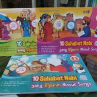 Buku cerita anak, Kisah 10 Sahabat Nabi yang Dijamin Masuk Surga