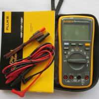 harga Fluke 17B+ Digital Multimeter Multitester AVOmeter Original Garansi Tokopedia.com