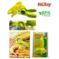 Jual NUBY FRUIT VEGGIE PRESS/Alat Makan MPASI Bayi BPA Free Murah