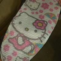 Sarung Jok Motor Modis dan Berkwalitas Hello Kitty