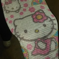 Hello Kitty Sarung Jok Motor Modis dan Berkwalitas