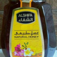Madu Arab Al Shifa / Alshifa / Al-Shifa 500 gram Original