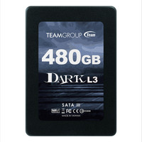 Team Dark L3 SSD 480GB SATA III (T253L3480GMC101)