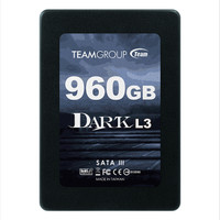 Team Dark L3 SSD 960GB SATA III (T253L3960GMC101)