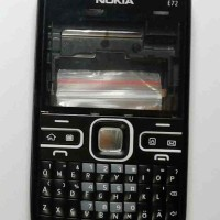 Casing Cassing Case Nokia E72 Fullset