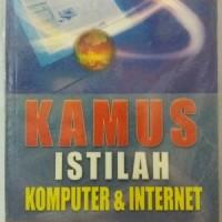 Kamus Istilah komputer dan Internet